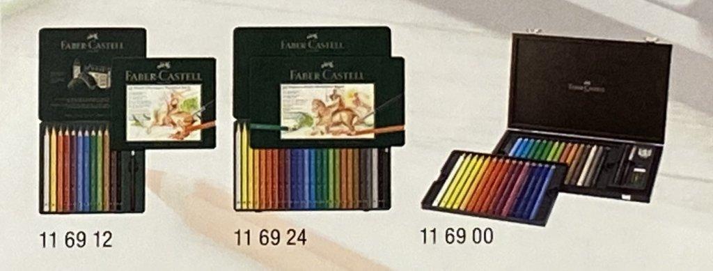 育児に役立つ家電・ガジェット Faber-Castell ファーバーカステル ポリクロモス色鉛筆セット 120色 缶入 色数