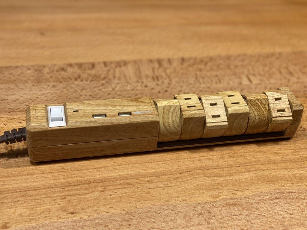 おしゃれなデザインのおすすめ家電・ガジェット Fargo TAPKING USB
