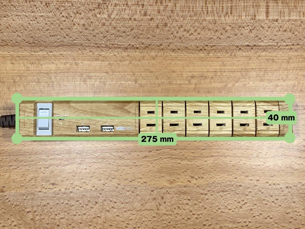 Fargo TAPKING USB PT601BEWD サイズ
