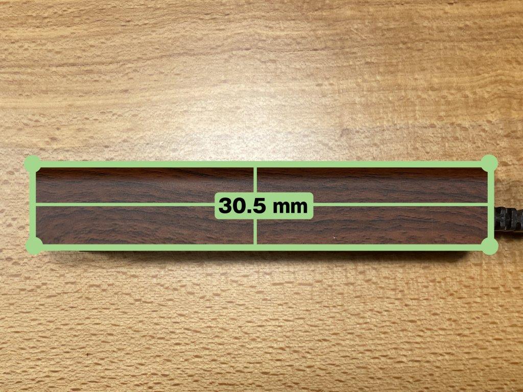 M4020 厚み