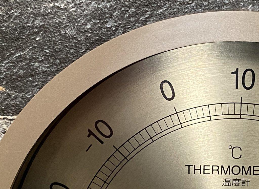 エンペックス気象計 温度湿度計 スーパーEX 外枠