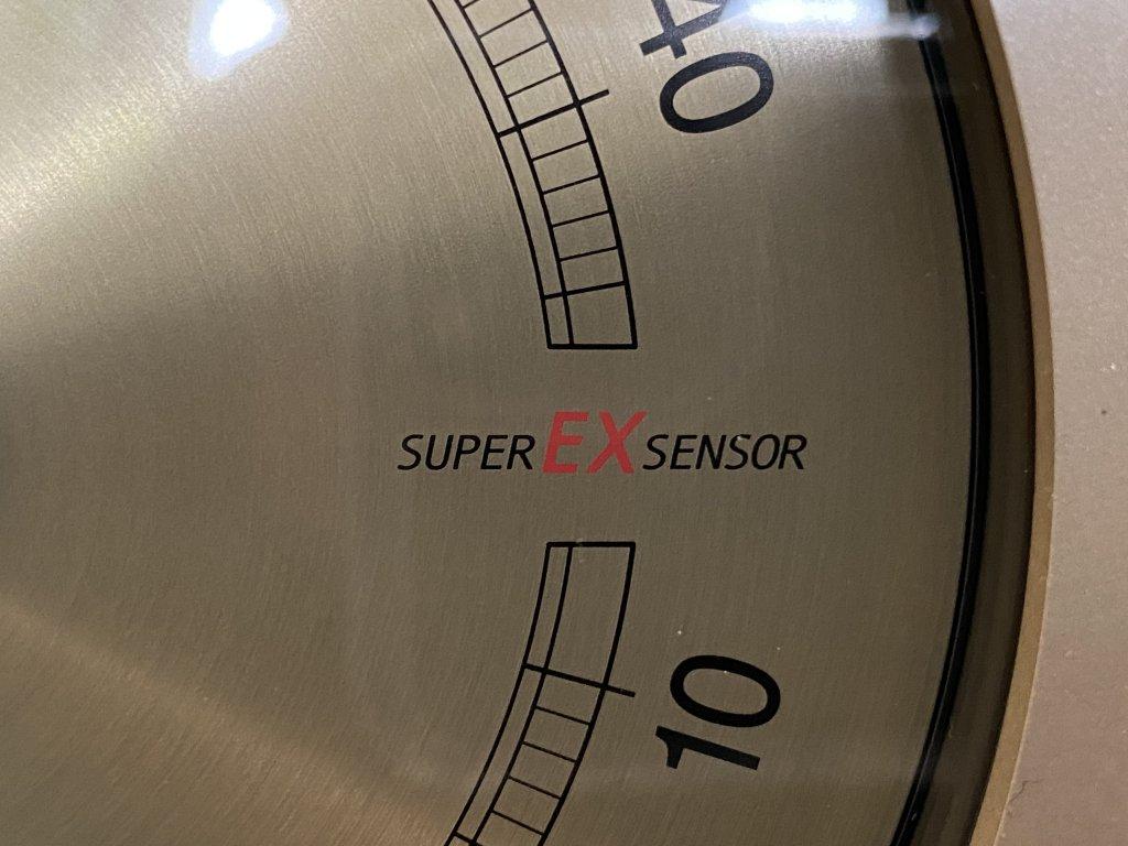 エンペックス気象計 温度湿度計 スーパーEX SUPER EX SENSOR