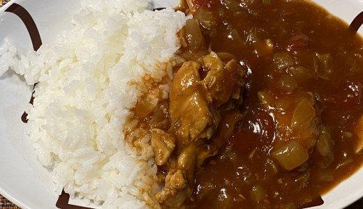 チキンと野菜のカレー 調理編【ヘルシオ ホットクック KN-HW16E レビュー】