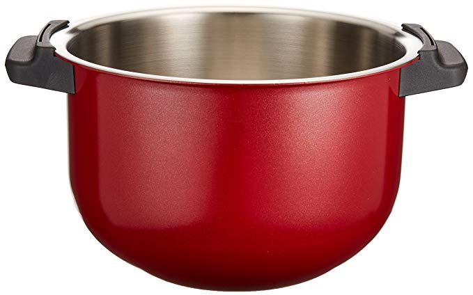 ヘルシオ ホットクック KN-HW16E 内鍋(赤)