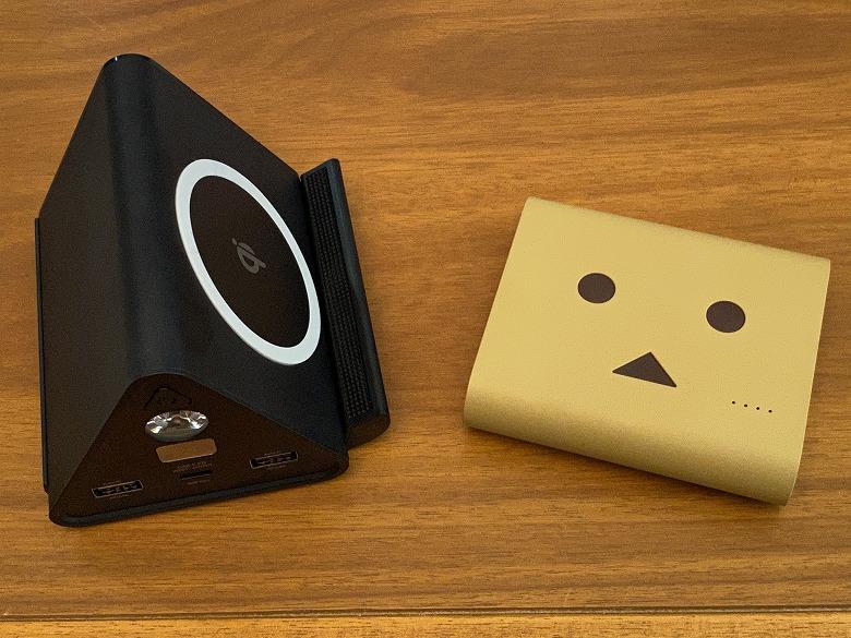 cheero Power Mountain mini 30000mAh 他のモバイルバッテリーと比較