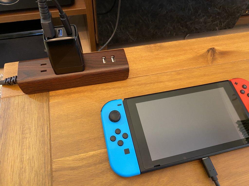 GENKI Dock Nintendo Switch接続