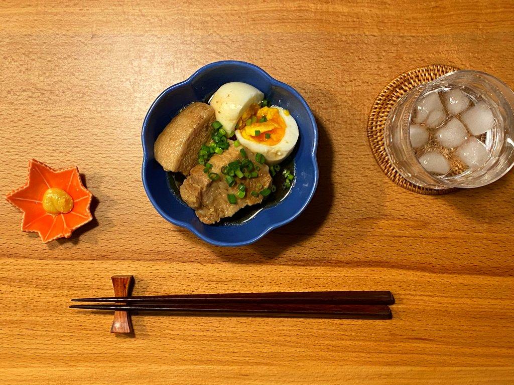 ヘルシオ ホットクック KN-HW16E 豚の角煮 お皿