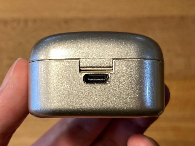 M-SOUNDS MS-TW21 USBポート