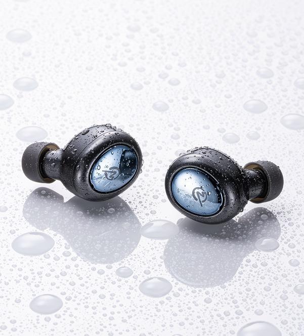 M-SOUNDS MS-TW21 防水性能