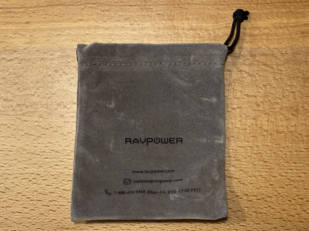 RAVPower RP-PB125 収納ポーチ