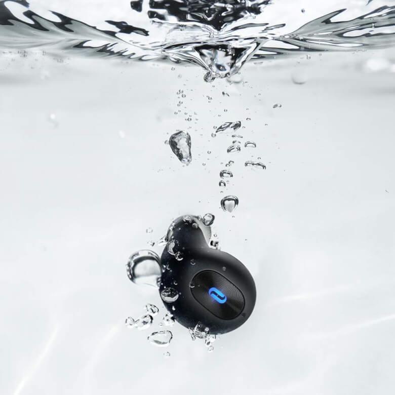 TaoTronics SoundLiberty 77 防水性能