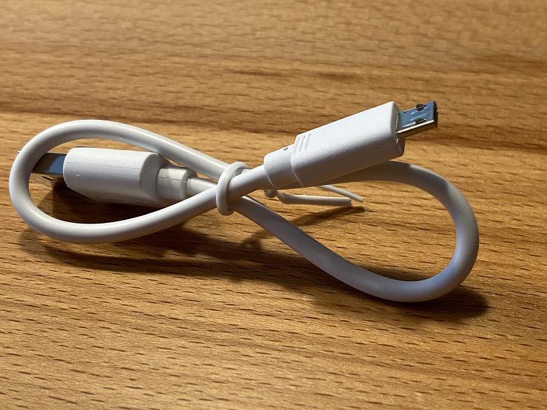 GLIDiC Sound Air TW-6000 USBケーブル