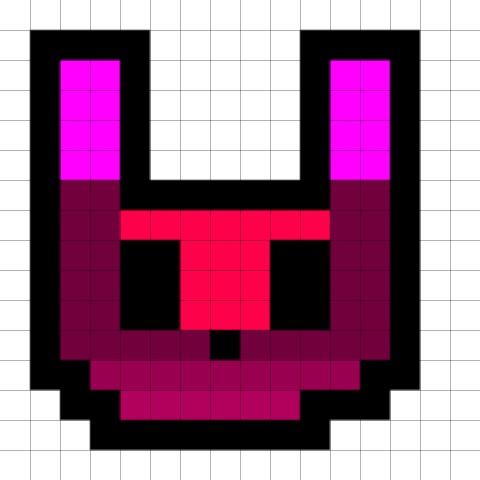 Divoom PIXEL FACTORY ウサギ