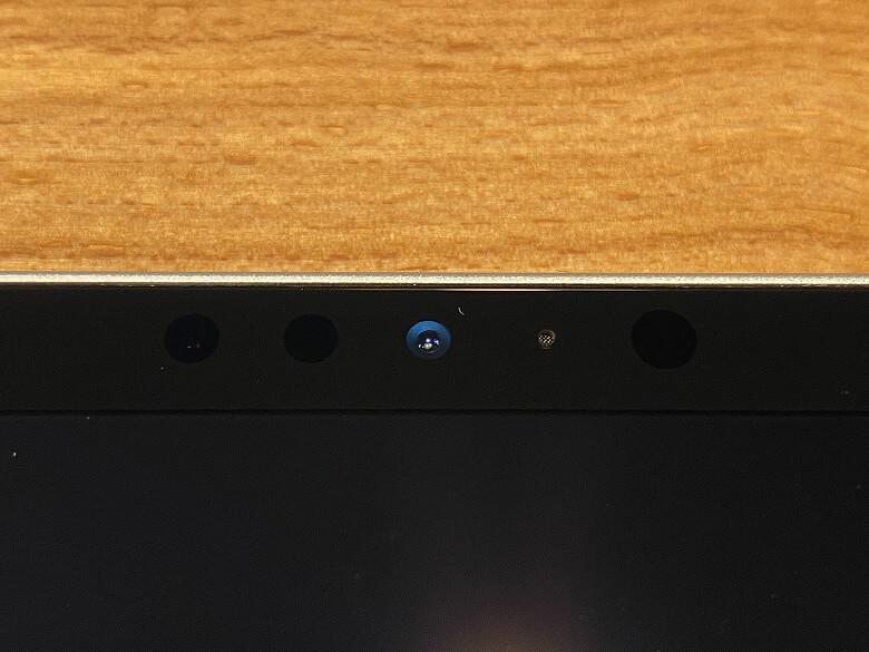 Apple iPad Pro 12.9インチ 2020年モデル インカメラ