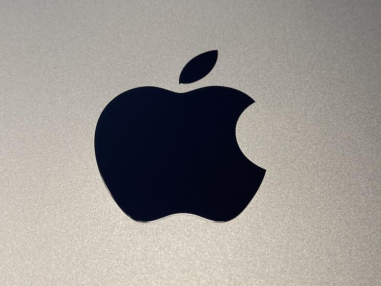 Apple iPad Pro 12.9インチ 2020年モデル リンゴマーク