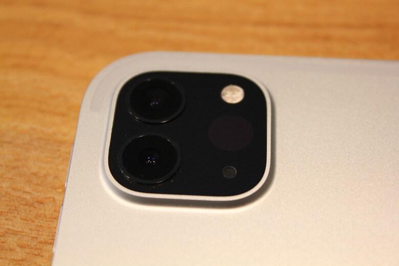 Apple iPad Pro 12.9インチ 2020年モデル カメラ