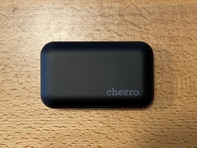 cheero Wireless Earphones Bluetooth 5.1 外観