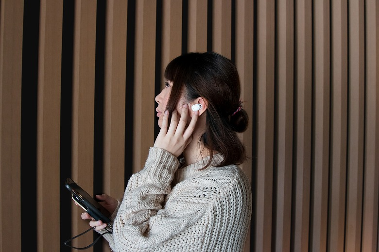 cheero Wireless Earphones Bluetooth 5.1 タッチコントロール