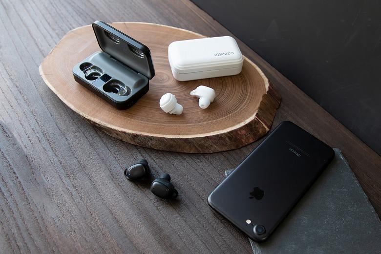 cheero Wireless Earphones Bluetooth 5.1 特徴