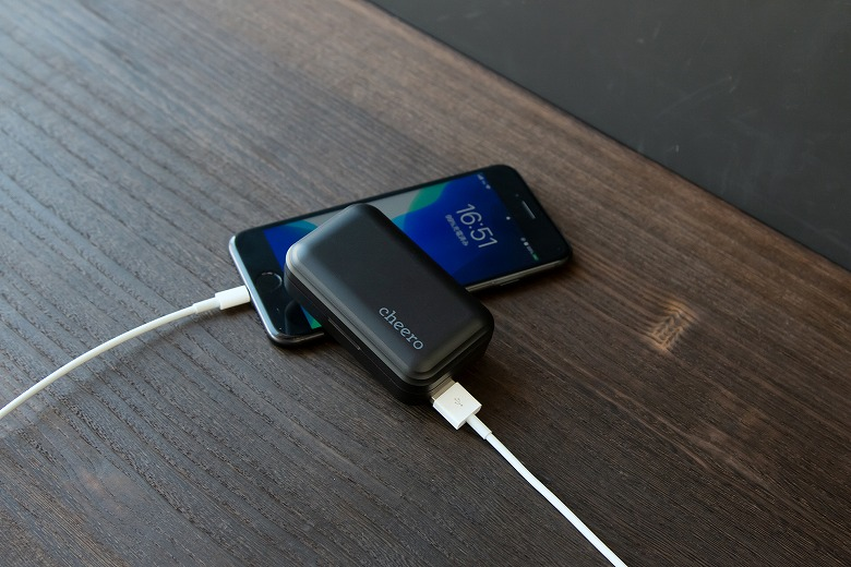cheero Wireless Earphones Bluetooth 5.1 機能