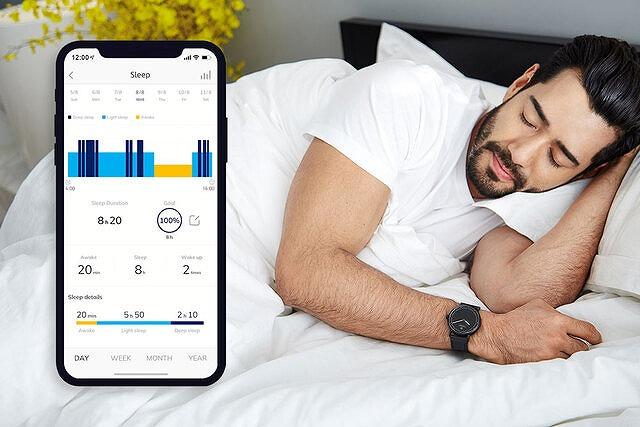 Mate2+ 睡眠状態記録