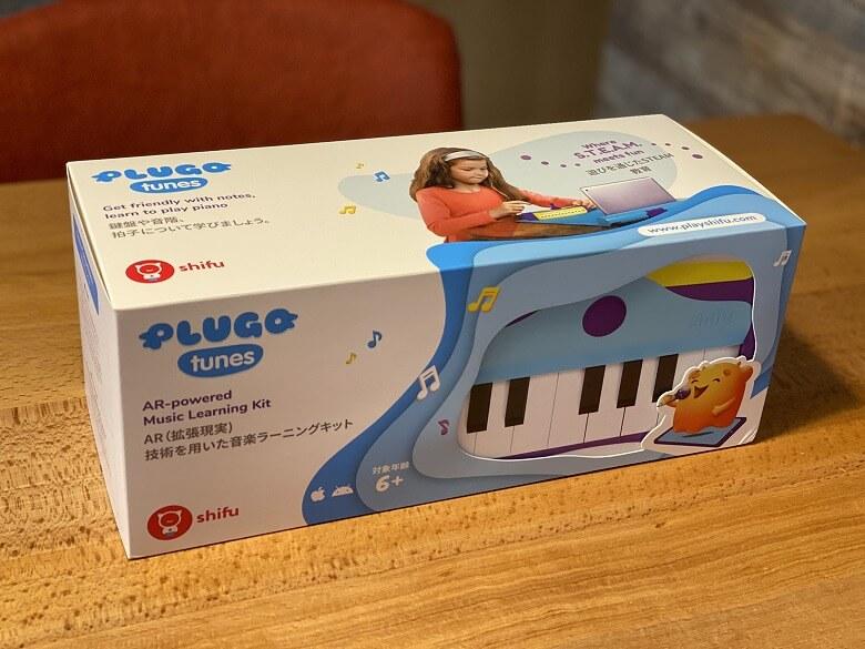 Shifu Plugo Tunes 外箱