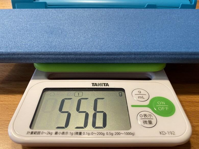 Shifu Plugo Tunes シート重さ