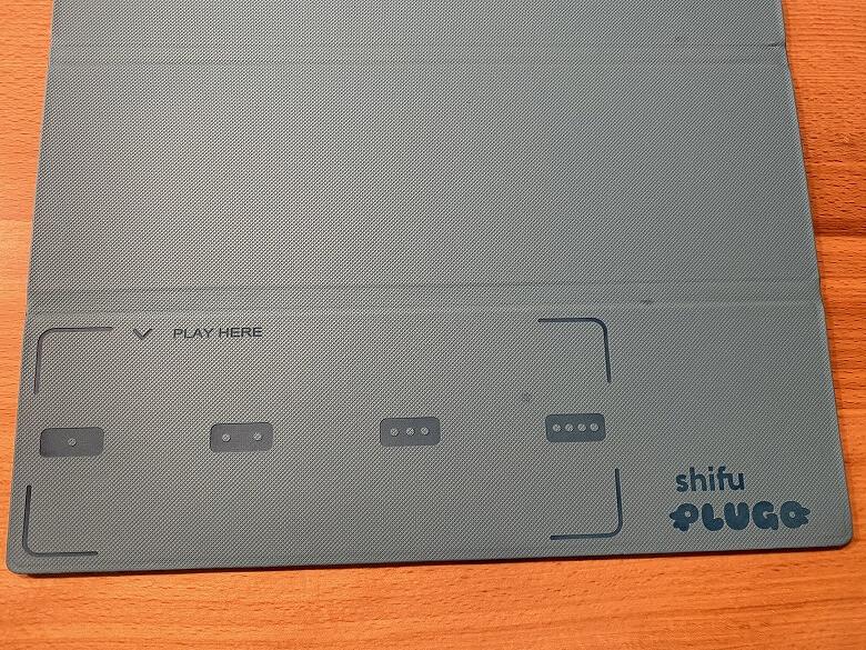 Shifu Plugo Tunes シート設置部分