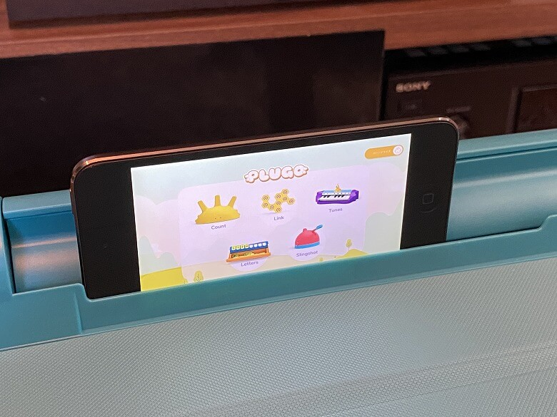 Shifu Plugo Tunes アプリ起動