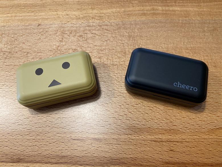 cheero Wireless Earphones Bluetooth 5.1 ダンボーバージョン