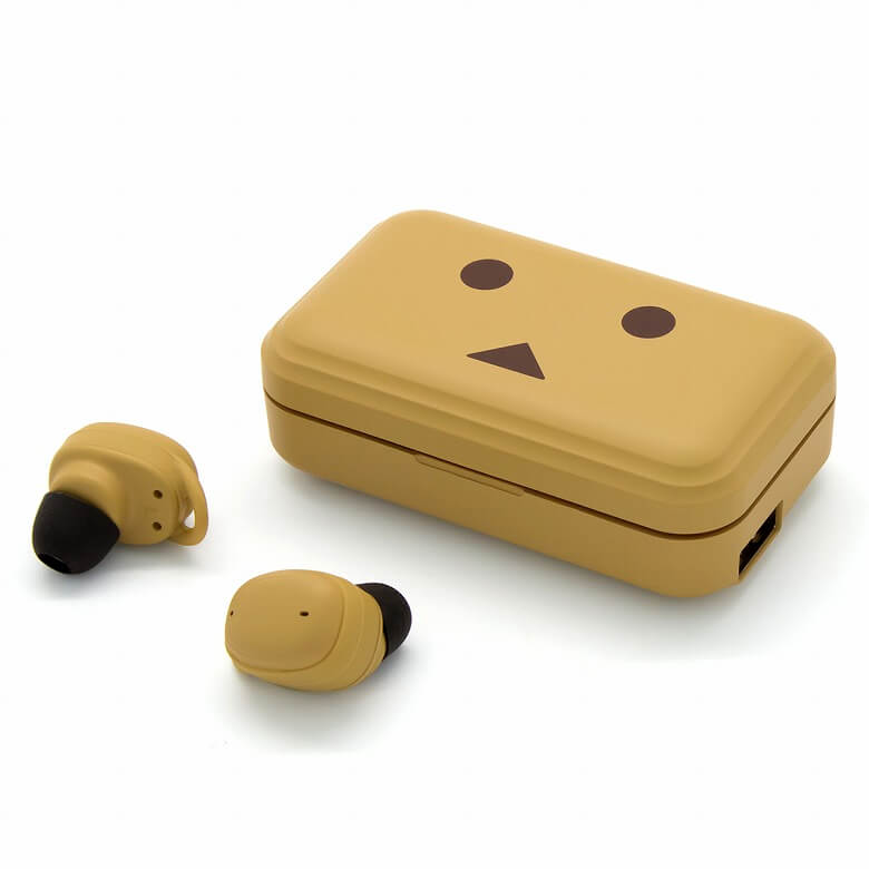 cheero DANBOARD Wireless Earphones Bluetooth 5.1 デザイン