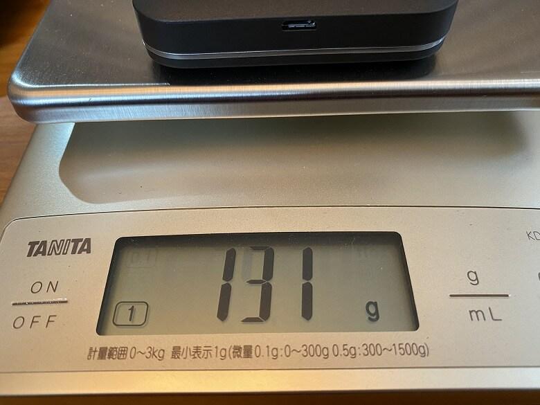 富士ソフト +F FS030W 重さ