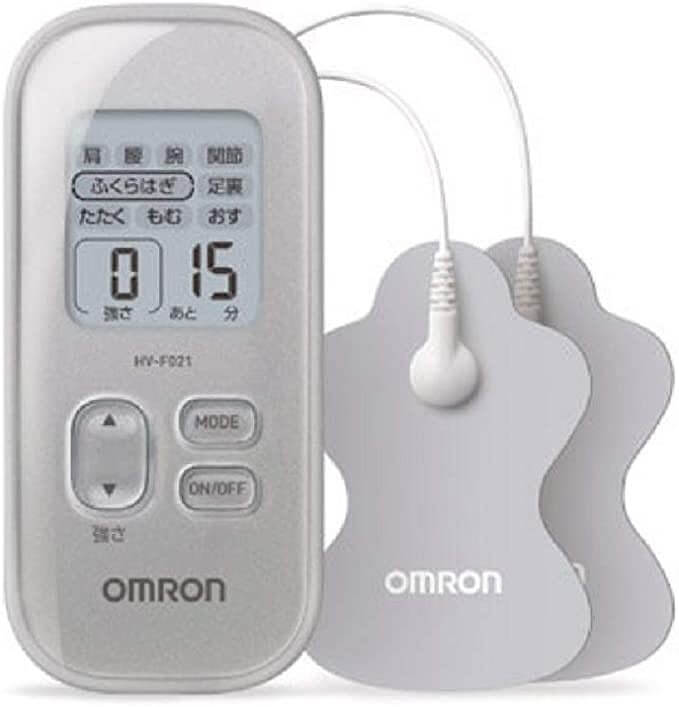 オムロン 低周波治療器 HV-F021