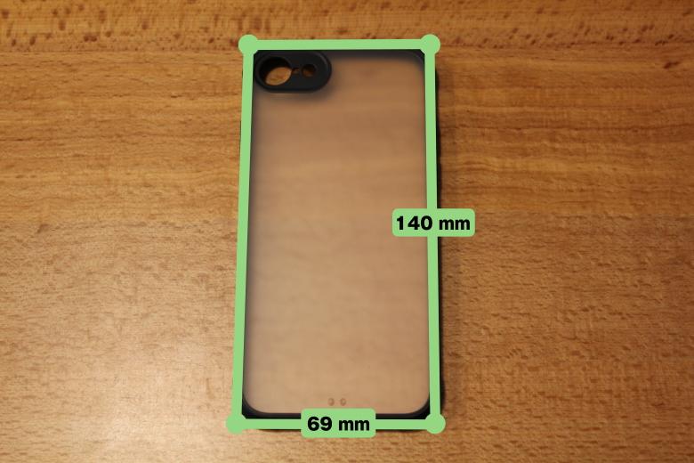 CASEFINITE Hybrid Pro iPhone 7サイズ