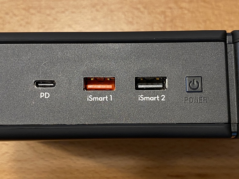 RAVPower ポータブル電源 30000mAh 各種ポート