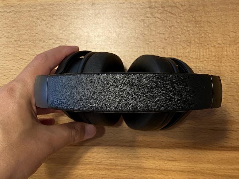 TaoTronics SoundSurge 85 ヘッドバンド