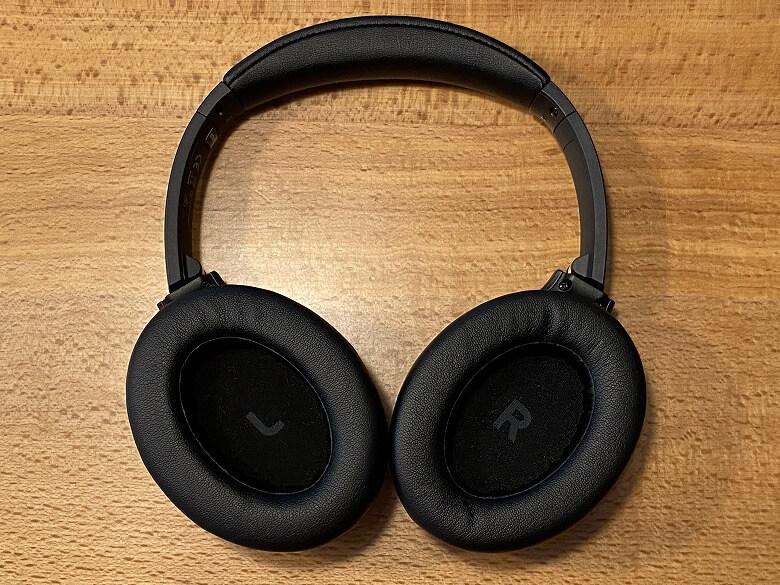 TaoTronics SoundSurge 85 イヤーパッド