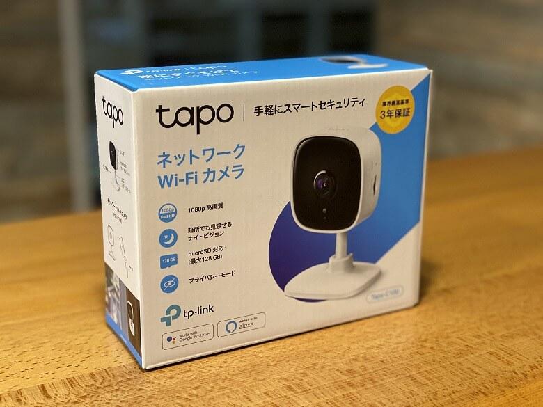 Tapo C100 外箱