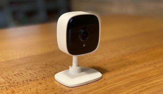 【Tapo C100 レビュー】フルHD画質でナイトビジョンや動体検知機能を搭載したネットワークWi-Fiカメラ