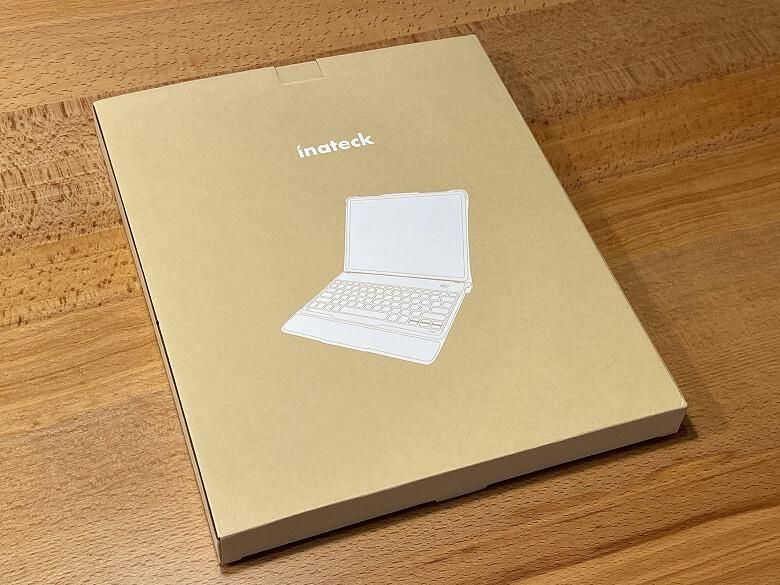 Inateck iPad Pro 12.9 キーボードケース 外箱