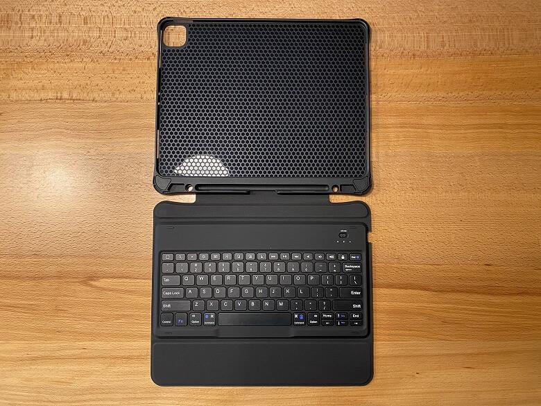 Inateck iPad Pro 12.9 キーボードケース 外観