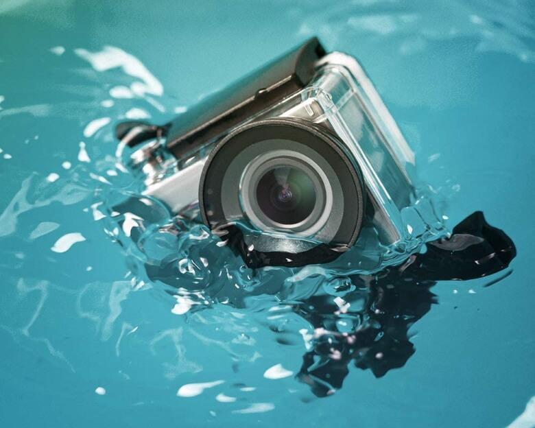 MUSON MAX1 アクションカメラ 防水