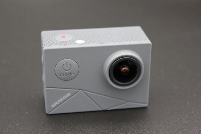 MUSON MAX1 アクションカメラ