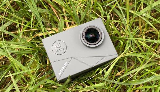【MUSON MAX1 アクションカメラ レビュー】4K60fpsの高解像度撮影やスマホアプリとの連携もできるコンパクトアクションカメラのエントリーモデル