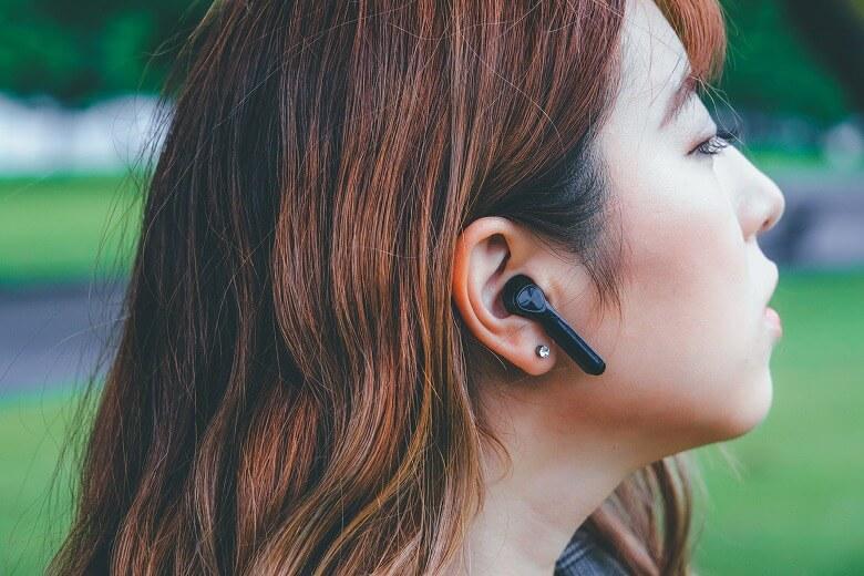 TaoTronics SoundLiberty 92 装着感