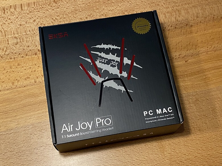 AirJoy Pro 外箱