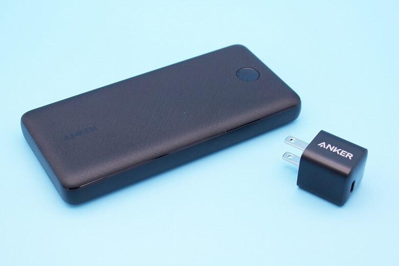 最新のおすすめガジェット Anker PowerCore Essential 20000 PD