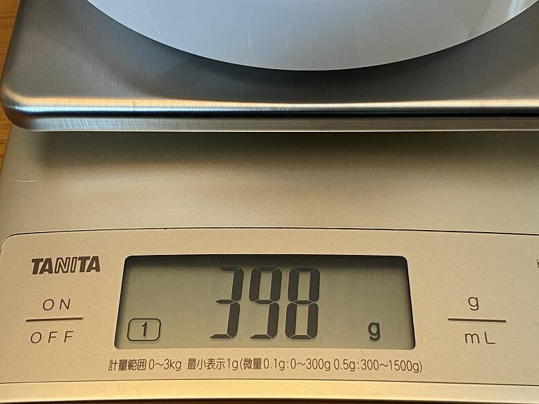 Deco M9 Plus 重さ