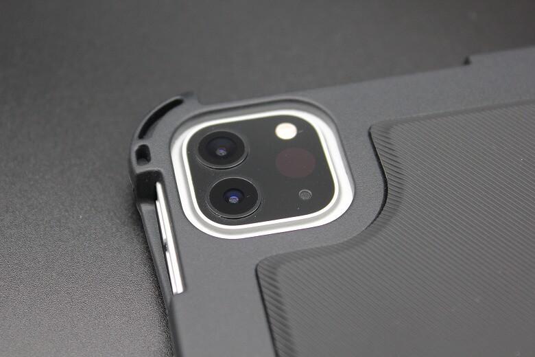 Inateck iPad Pro 12.9 カメラ