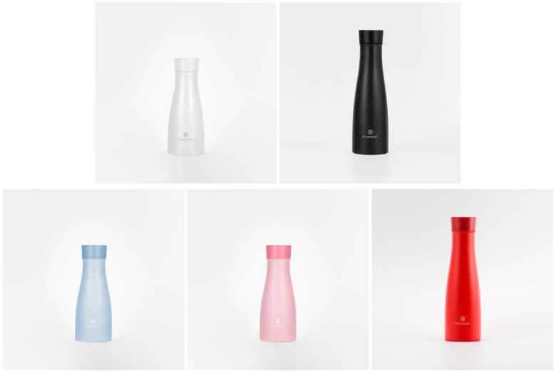 LIZ Smart Bottle カラーバリエーション